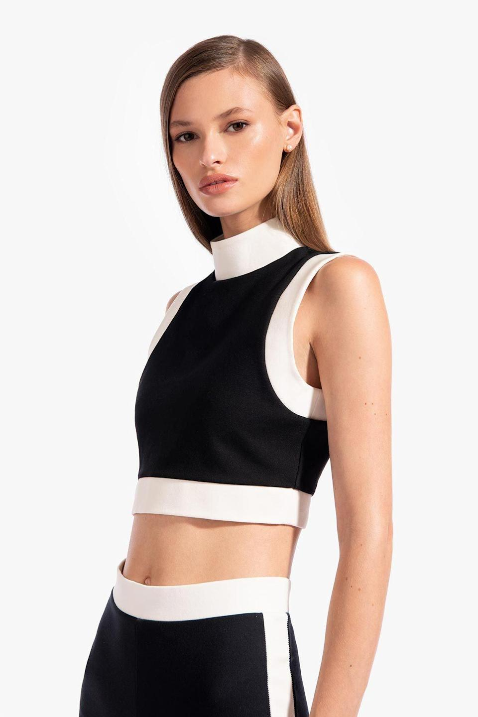 <p>This <span>Yin Top</span> ($135) is so sculptural and interesting to look at.</p>