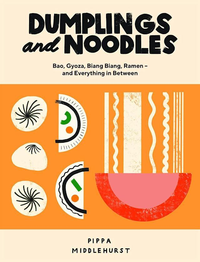 """<p><strong>Release: </strong>20 August 2020</p><p>BBQ pork baos, chilli oil wontons, steaming bowls of miso ramen - you name it, this book has it. Pippa's love for Asian cuisine lies in the pages of her debut cookbook, celebrating Japanese, Chinese and Taiwanese, and how to make these dishes at home.</p><p><strong><a class=""""link rapid-noclick-resp"""" href=""""https://www.amazon.co.uk/Dumplings-Noodles-Pippa-Middlehurst/dp/1787135373/ref=zg_bsnr_66_6?_encoding=UTF8&psc=1&refRID=M0EA0W8PZ5XM4JDSXHHA&tag=hearstuk-yahoo-21&ascsubtag=%5Bartid%7C2159.g.28871146%5Bsrc%7Cyahoo-uk"""" rel=""""nofollow noopener"""" target=""""_blank"""" data-ylk=""""slk:PRE-ORDER"""">PRE-ORDER</a> Dumplings and Noodles, amazon.co.uk</strong></p>"""