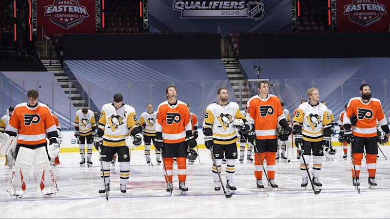 Racial equality statements begin to unfold amid NHL restart