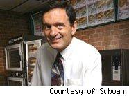 Subway co-founder Fred DeLuca