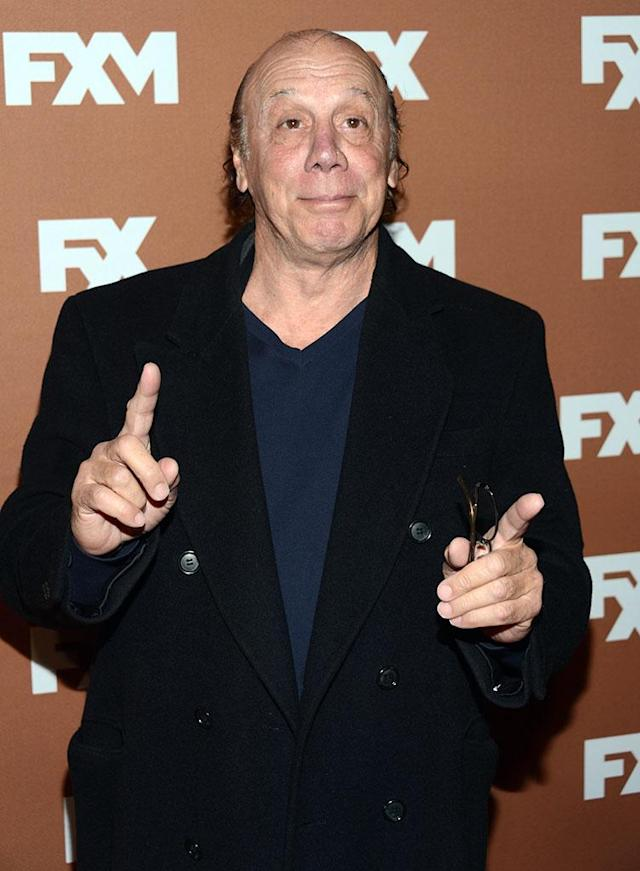Dayton Callie attends the 2013 FX Upfront Bowling Event at Luxe at Lucky Strike Lanes on March 28, 2013 in New York City.
