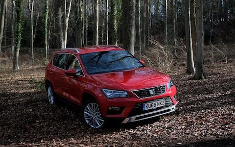 Seat Ateca long-term review - Credit: Christopher Pledger
