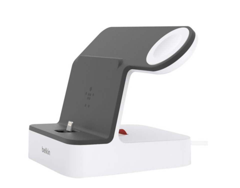 Belkin PowerHouse Wireless Charging Dock for iPhone and Apple Watch is on sale at Best Buy Canada.