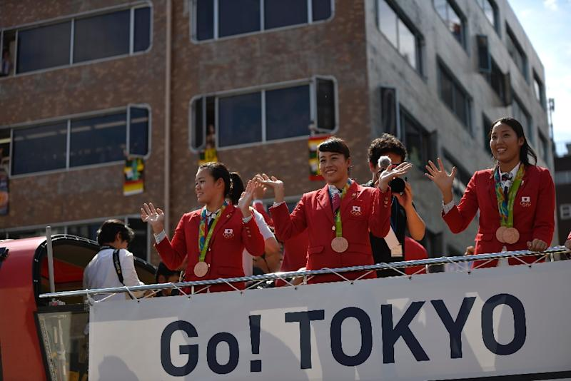 Tokyo wants to save money after warnings that Olympic costs could hit an eye-watering $30 bn (AFP Photo/David MAREUIL)