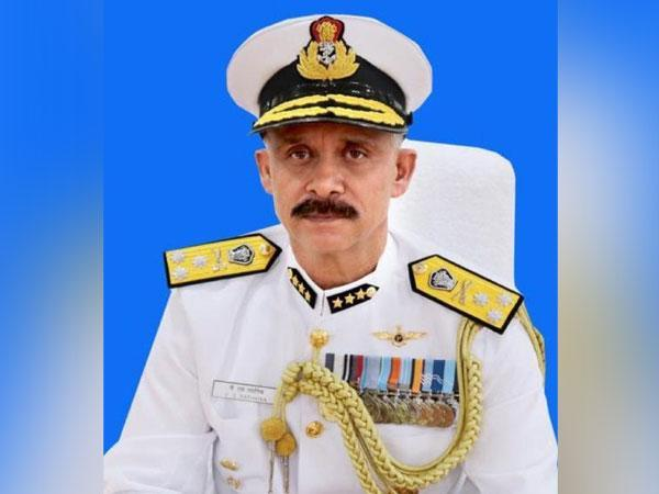 Newly-appointed Coast Guard Additional Director General Virender Singh Pathania