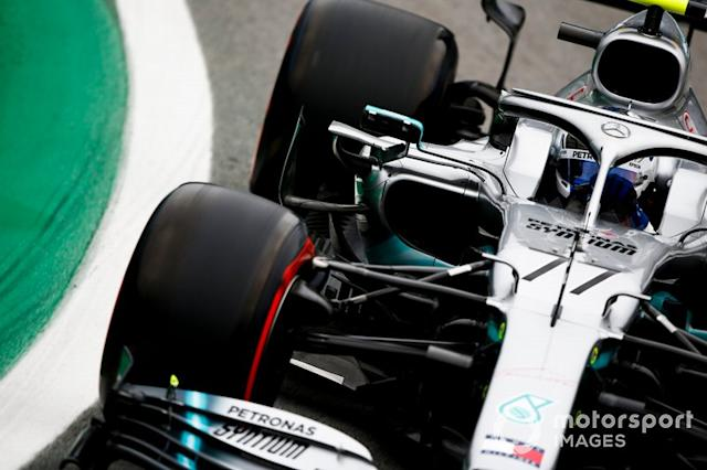 "Valtteri Bottas, Mercedes AMG W10 <span class=""copyright"">Andy Hone / Motorsport Images</span>"