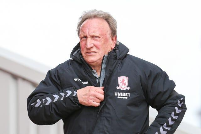 Neil Warnock is chasing a ninth promotion as a Football League manager