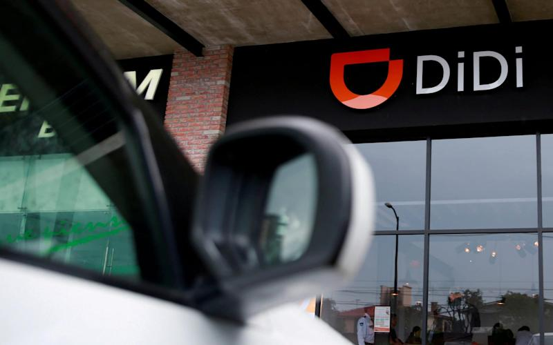 Chinese ridesharing app Didi plans $60bn float in Hong Kong in 2021