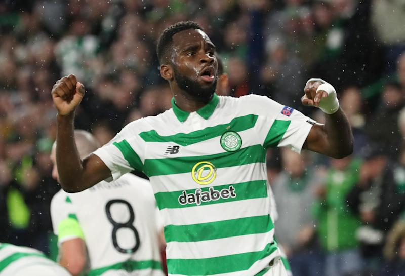 'Not the answer': Odsonne Edouard (Getty Images)