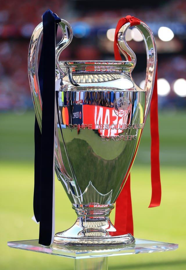 Changes to the format of the Champions League are due to be announced on Monday