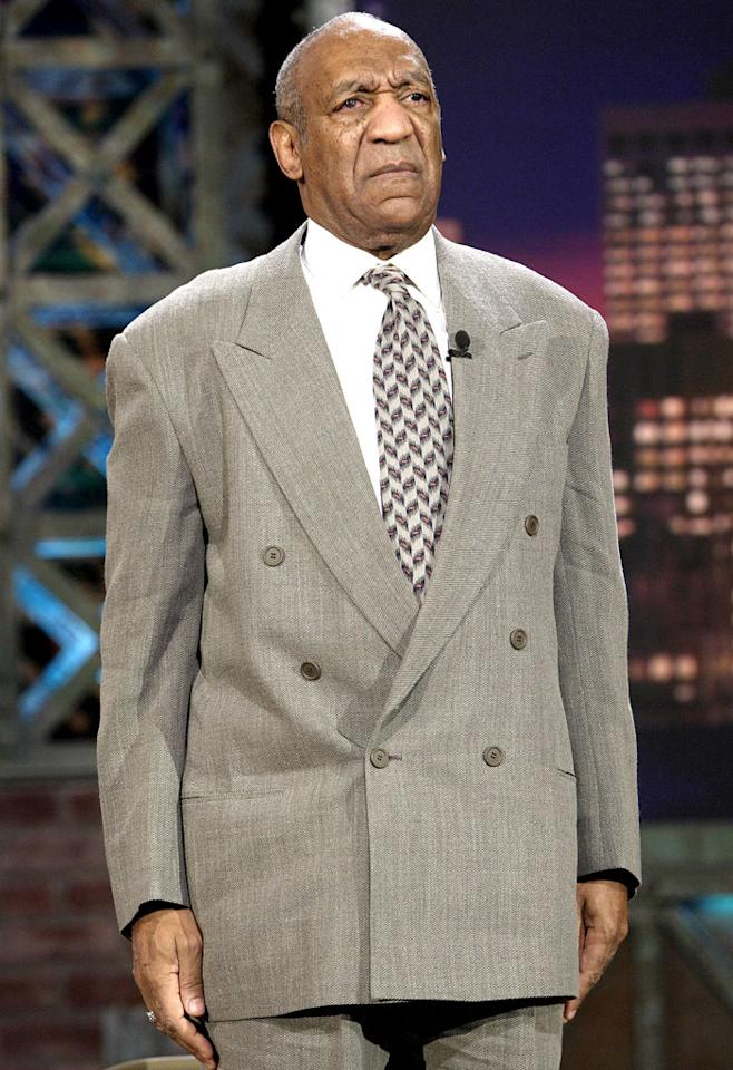 Bill Cosby turns 75 on July 12.