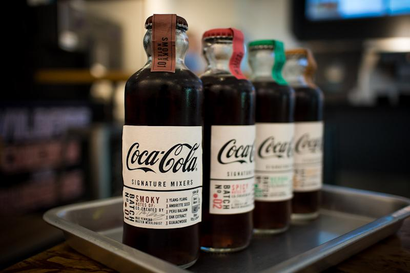 Coca Cola Signature Mixer (PHOTO: Zat Astha/Yahoo Lifestyle SEA)