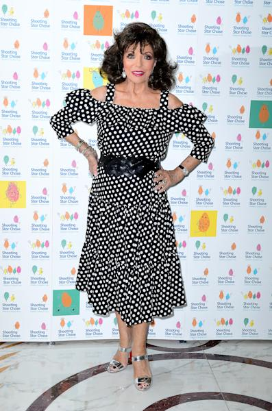 <p>The actress, 85, said she had experimented with being a 'tomboy' when she was 15.</p>