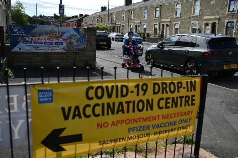 In the UK the government reduced the waiting period between vaccine doses doses from 12 weeks to eight for people over 40