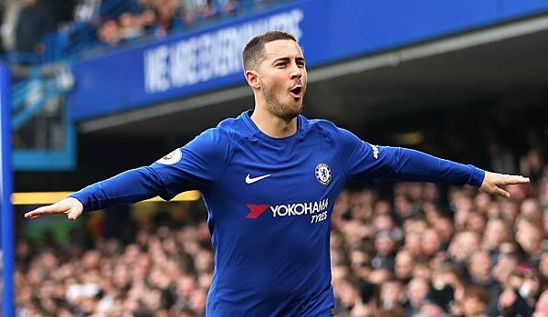 Premier League: Hazard will mit Chelsea die Champions League gewinnen