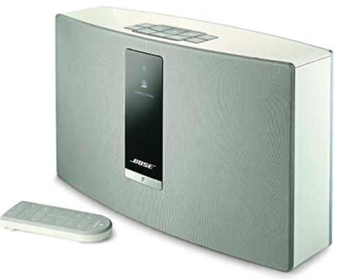 Bose Soundtouch 20 Series III Wireless Speaker, White, 30% off, S$349.30 (was S$499). PHOTO: Amazon