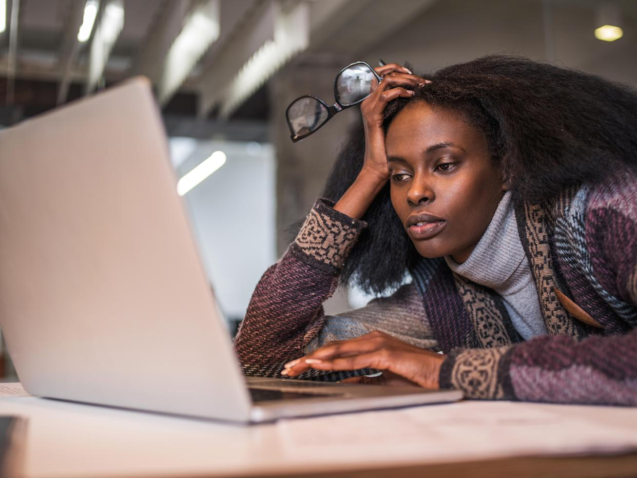 Make sure your internet connection is strong enough to handle video conferencing. (Photo: Getty)