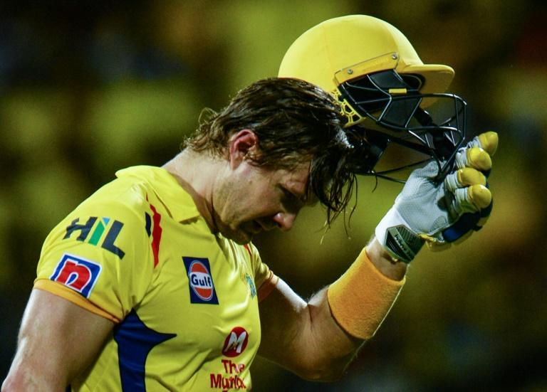 Final innings: Chennai Super Kings and former Australia cricketer Shane Watson is to call time on his glittering career