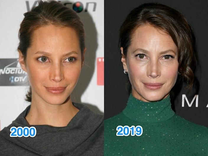 christy turlington 2000 2019