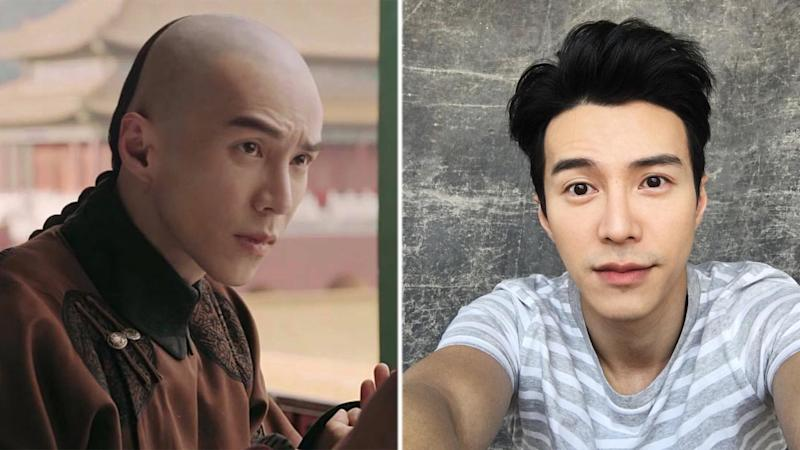 Singaporean star of 'Story of Yanxi Palace', Lawrence Wong, is now a major heart-throb