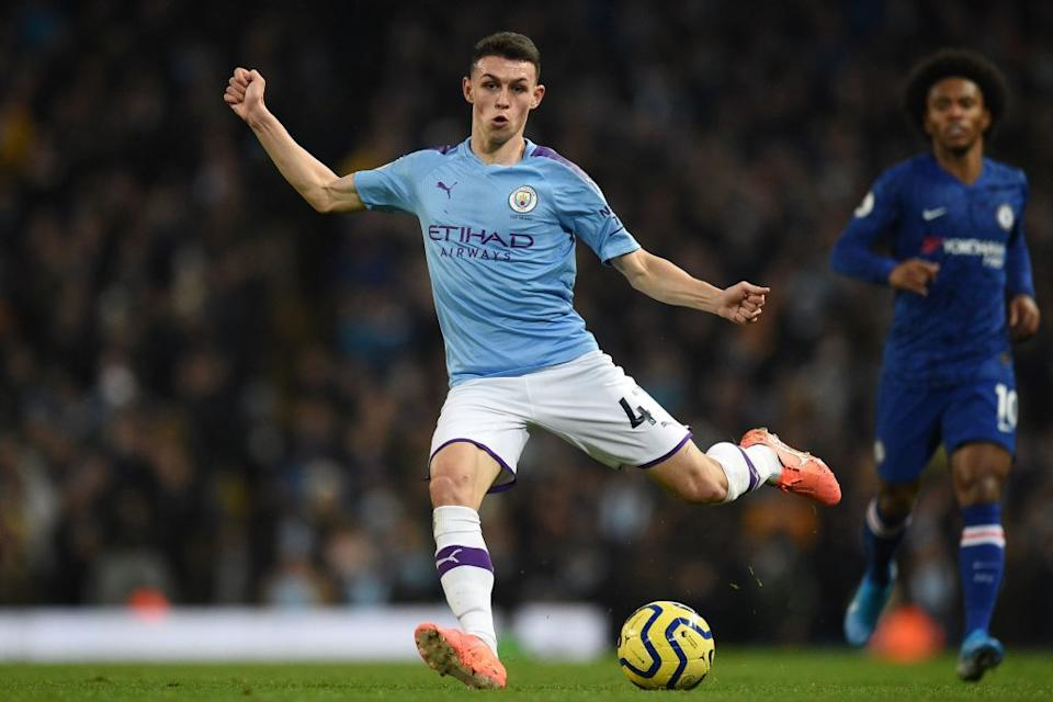 <strong>7 - Phil Foden</strong> (19 ans), Angleterre/Manchester City.