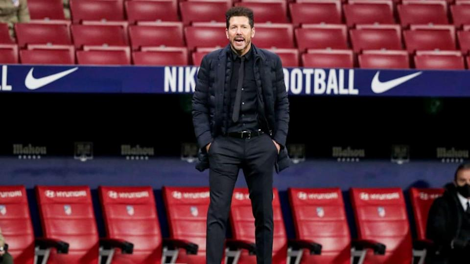 Diego Simeone | Soccrates Images/Getty Images