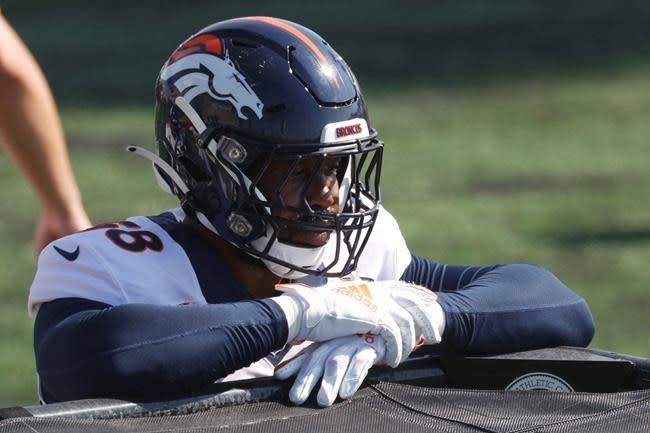 Broncos place Miller on IR, call up Bausby from scout squad