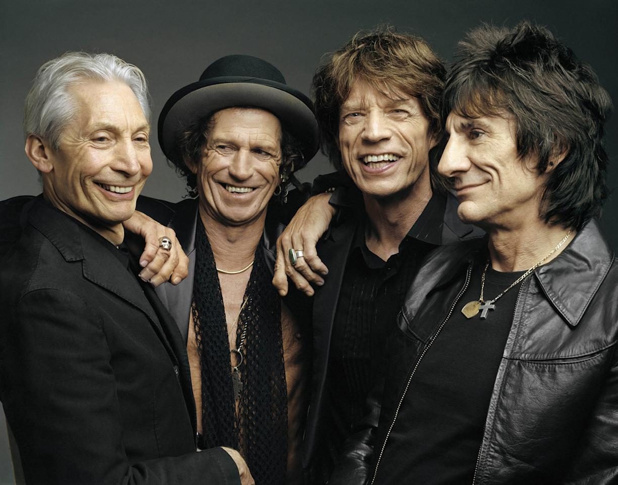"Rolling Stones Because they were bigger fans of blues and soul than rock n' roll, the band took inspiration from American bluesman Muddy Waters' song, ""Rollin' Stone."""