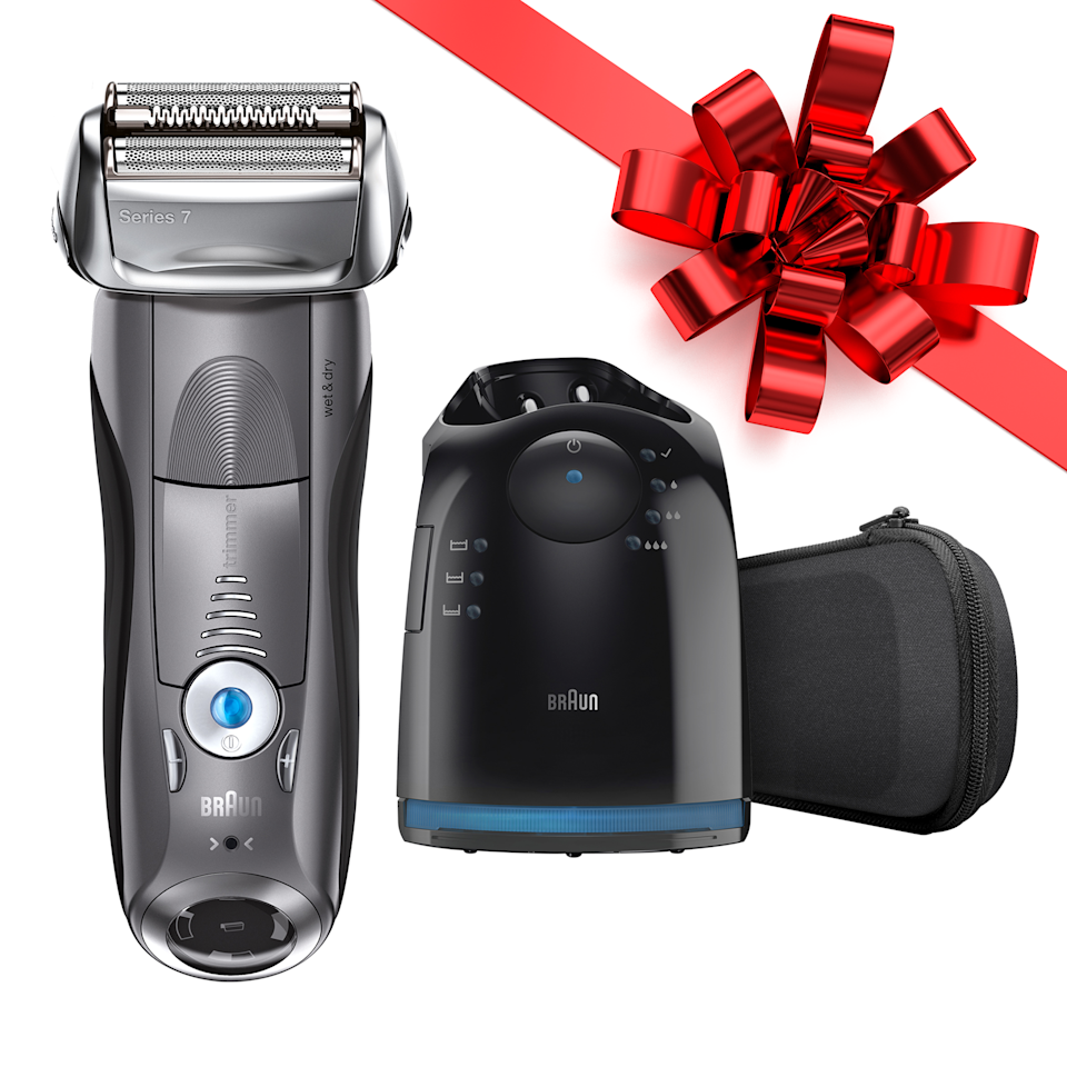 Braun Series Men's Electric Foil Shaver. (Photo: Walmart)