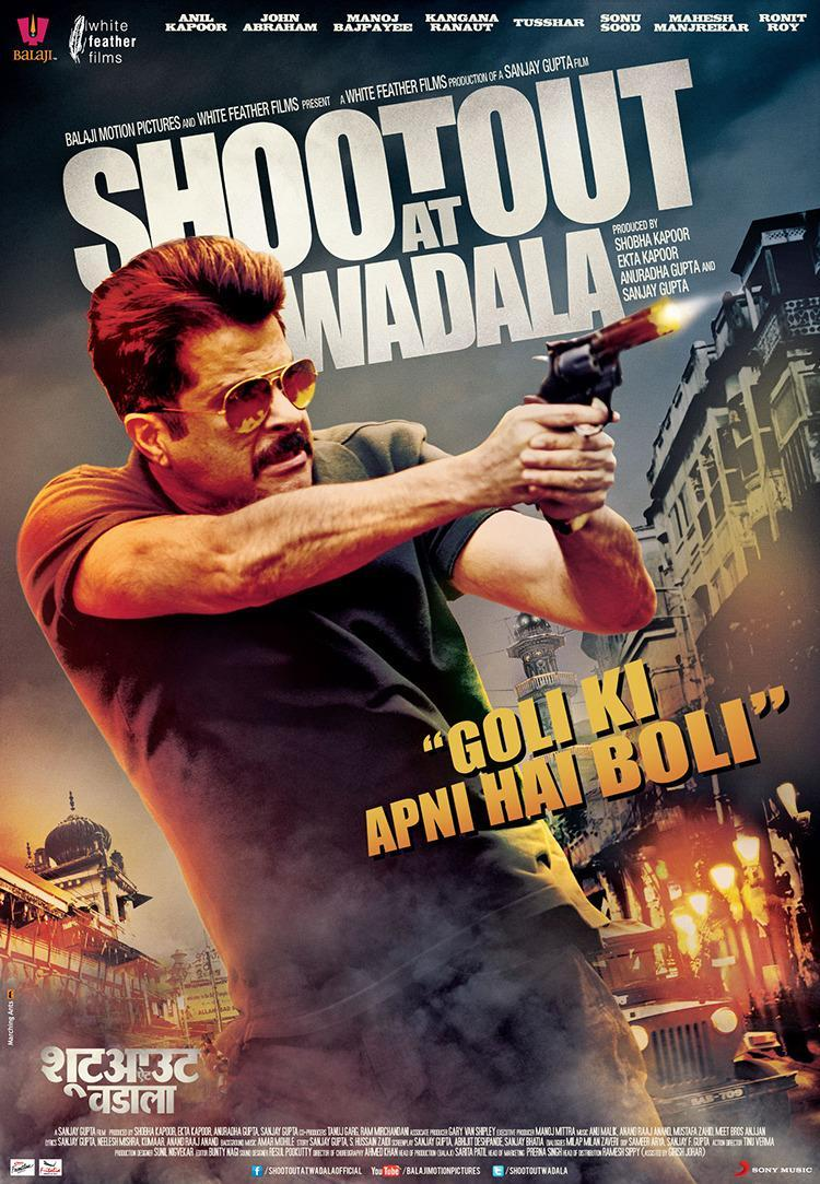 <p>Sanjay Gupta's flick convincingly told the underworld tale and also took us to spots in the city where the era gone by could be seen and felt.</p>