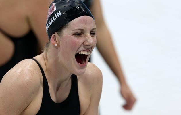 """What she did in London: Captured four gold medals including a world record in the 200 backstroke  What's next: Is it possible for a four-time gold medalist to lead a normal life in high school? Franklin, a senior-to-be at Regis Jesuit High in Centennial, Colorado, insists it is. """"My high school is so incredible,"""" Franklin told reporters recently . """"They all see me as Missy, and I don't think that's going to change at all. When I get back there, I'm just going to be regular old Missy again."""" So Franklin will enjoy prom, graduation and everything that goes with being a senior, but she'll train hard too. If London 2012 was Franklin's introduction to the world, then Rio 2016 could be her peak."""
