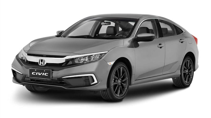 Honda Civic LX 2020