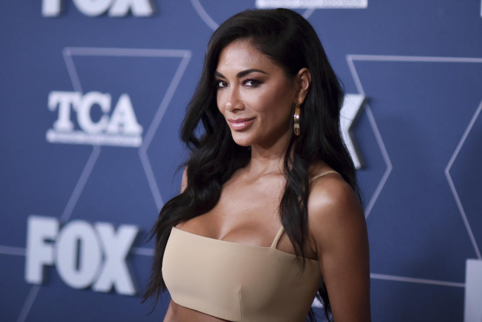 CORRECTS DATELINE TO PASADENA, CALIF., INSTEAD OF LOS ANGELES - Nicole Scherzinger attends the FOX All Star party at the Television Critics Association Winter press tour on Tuesday, Jan. 7, 2020, in Pasadena, Calif. (Photo by Richard Shotwell/Invision/AP)