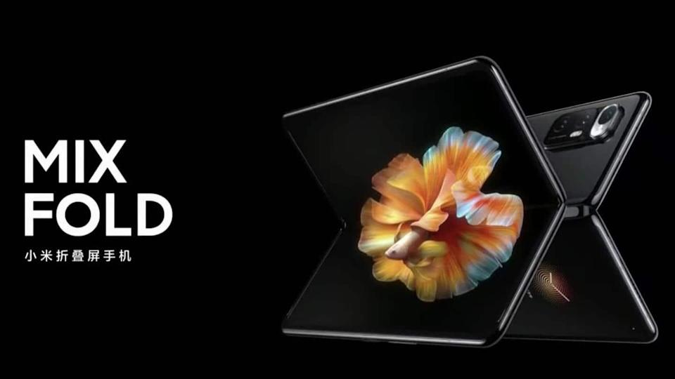 Xiaomi launches its first-ever foldable smartphone at Rs. 1.2 lakh