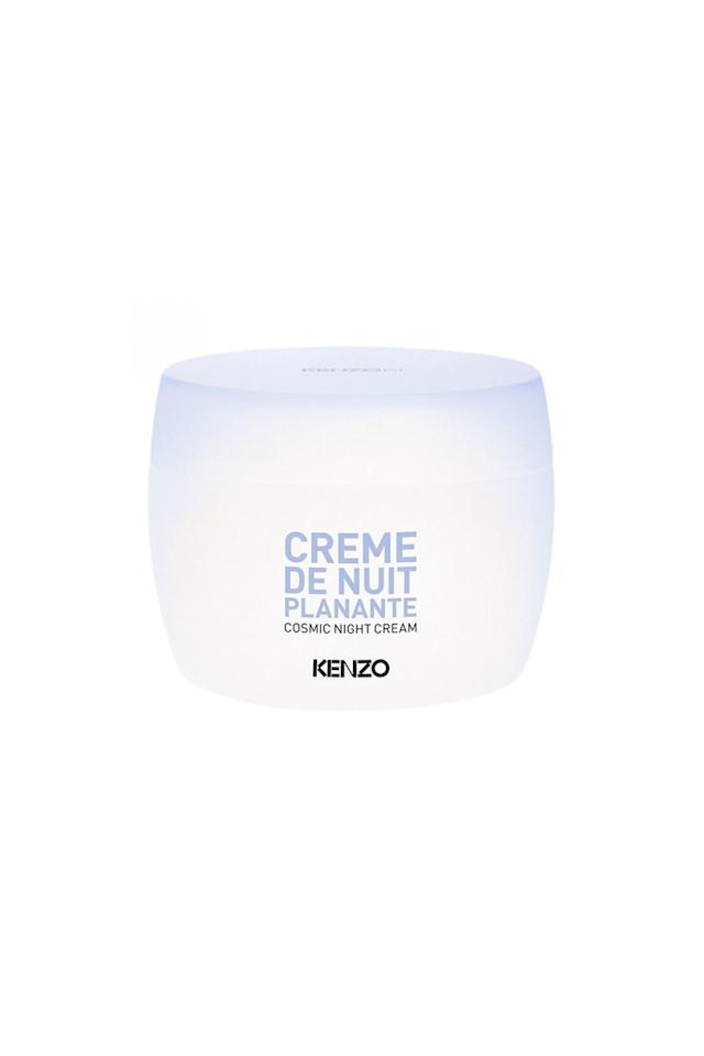 "<p>The best product from Kenzo's skincare line so far is this Asian-inspired night cream that  has a light pillowy effect on your skin and a calming lotus scent to ease you into dreamland. It works on brightening and softening skin so you'll wake up feeling like an angel. <span></span></p><p><em>$59</em></p><p><strong>BUY IT: <a rel=""nofollow"" href=""http://www.sephora.com/cosmic-night-cream-P399709?skuId=1758481&icid2=products%20grid:p399709"">sephora.com</a>.</strong></p>"