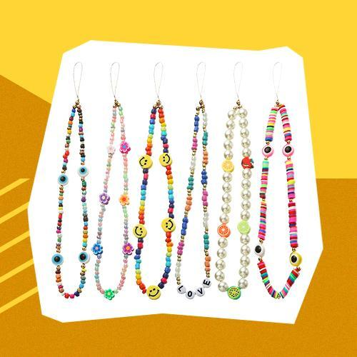beaded lanyard charms, best Christmas gifts