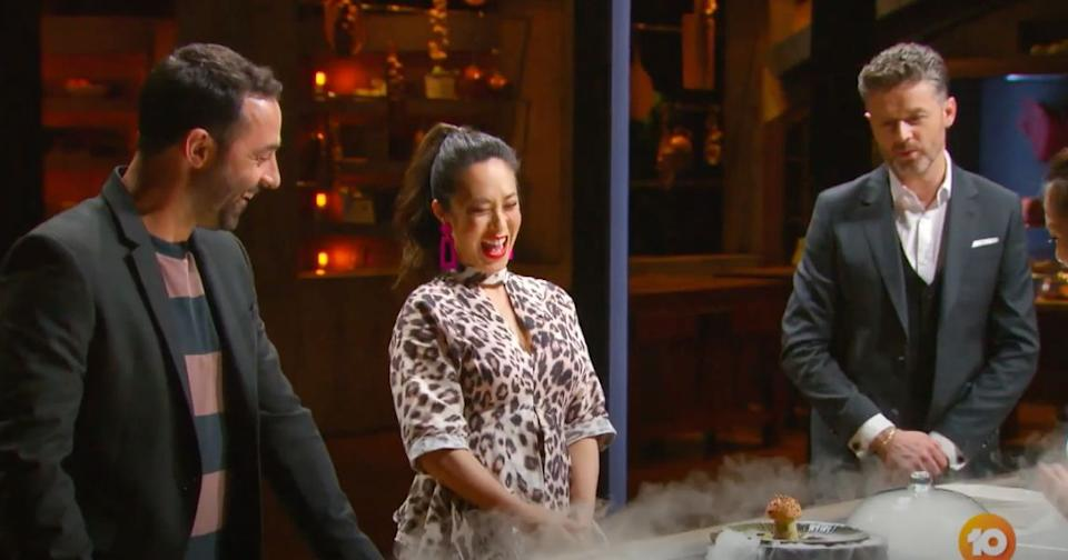 'MasterChef Australia' judges Andy Allen, Melissa Leong and Jock Zonfrillo will return to the franchise this year. (Photo: Channel 10)