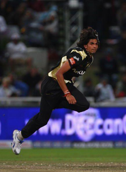Ishant Sharma has played nine seasons of IPL