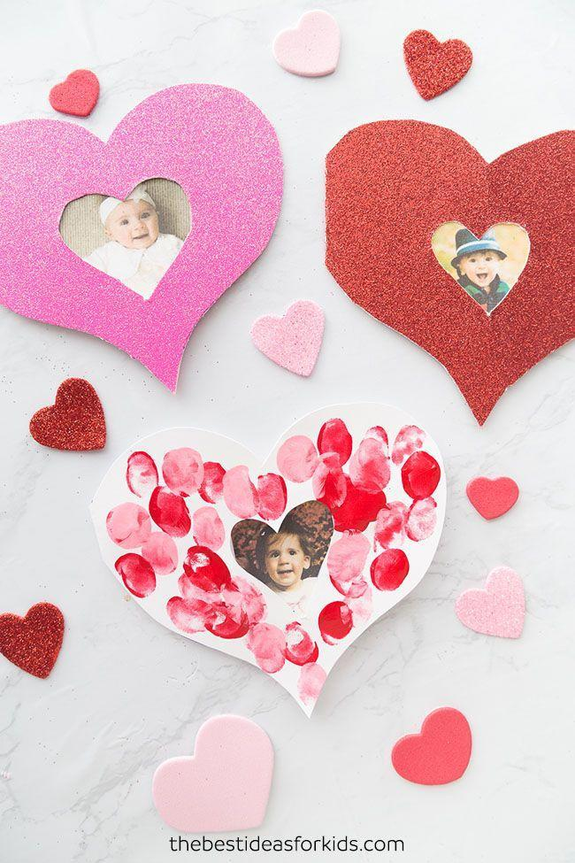 "<p>Folded card stock transforms into the sweetest heart-shaped photo cards. Kids of all ages can participate; their painted fingerprints make for cherished keepsakes.</p><p><em><a href=""https://www.thebestideasforkids.com/fingerprint-heart-card/"" rel=""nofollow noopener"" target=""_blank"" data-ylk=""slk:Get the how-to at The Best Ideas for Kids»"" class=""link rapid-noclick-resp"">Get the how-to at The Best Ideas for Kids»</a></em><br></p>"