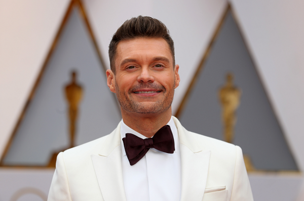Ryan Seacrest Has Added Another Job to His Long Resume: Co-Host of 'Live With Kelly'