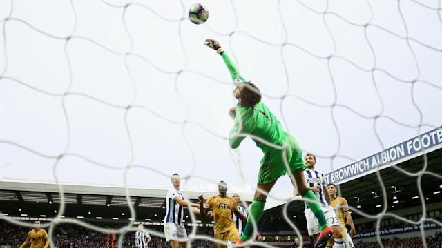Ben Foster played a key role as West Brom earned a point against Tottenham, according to manager Tony Pulis.