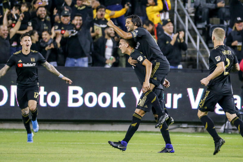 LAFC's Carlos Vela named MLS MVP after record 34-goal season