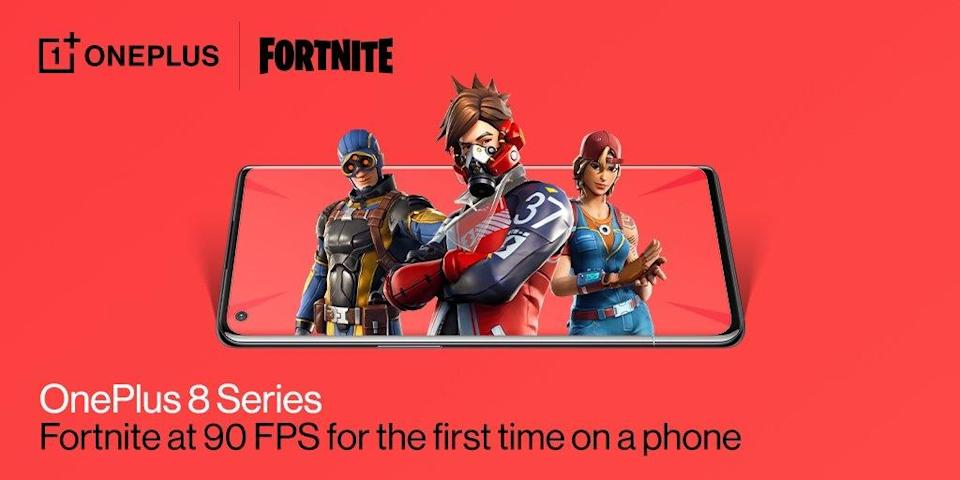 OnePlus x Fortnite