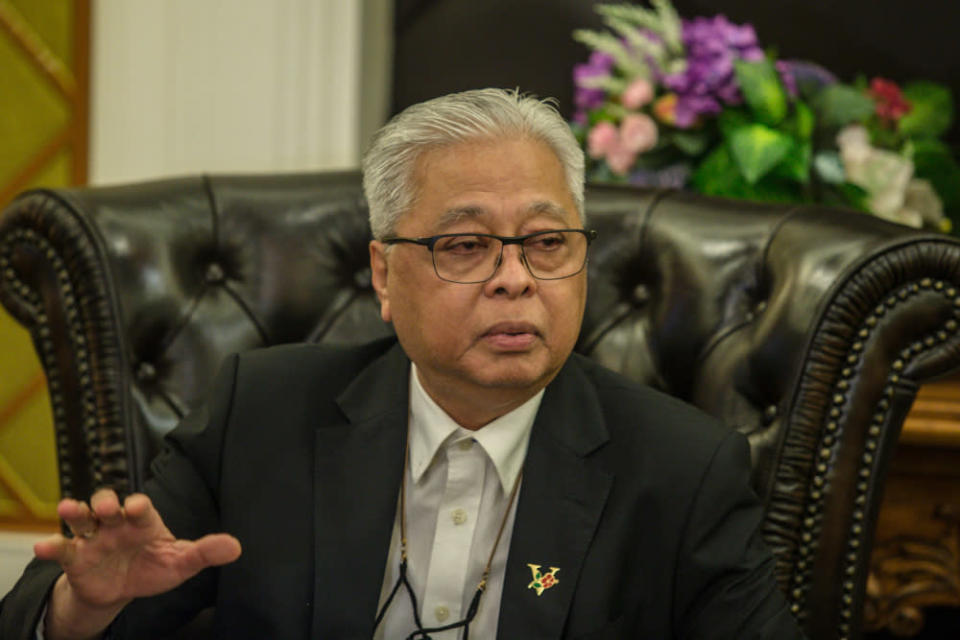 Senior Minister Datuk Seri Ismail Sabri Yaakob however said that house visits and grave visits are allowed with conditions, depending on the type of movement control orders imposed on the locations. — Picture by Firdaus Latif