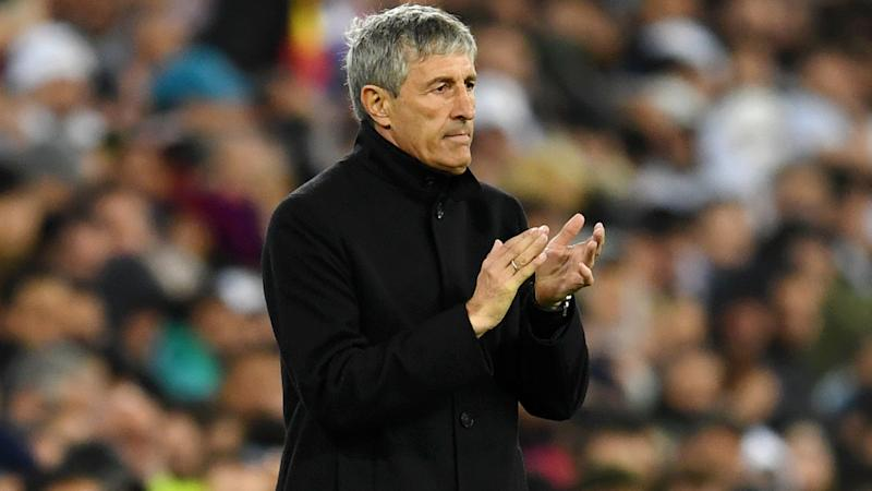 Culinary Cules – Barca boss Quique cooks up a treat during lockdown