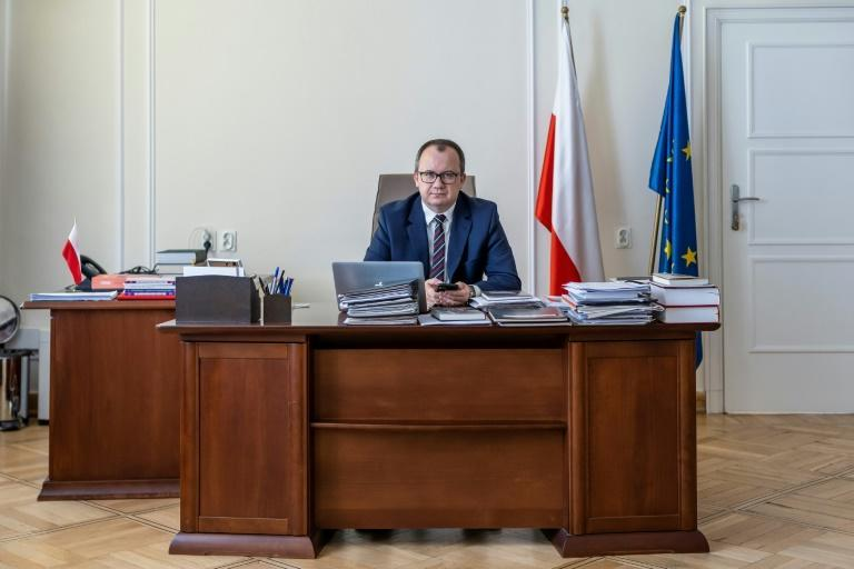 Poland's Constitutional Court in April ordered Bodnar to quit his post within weeks.