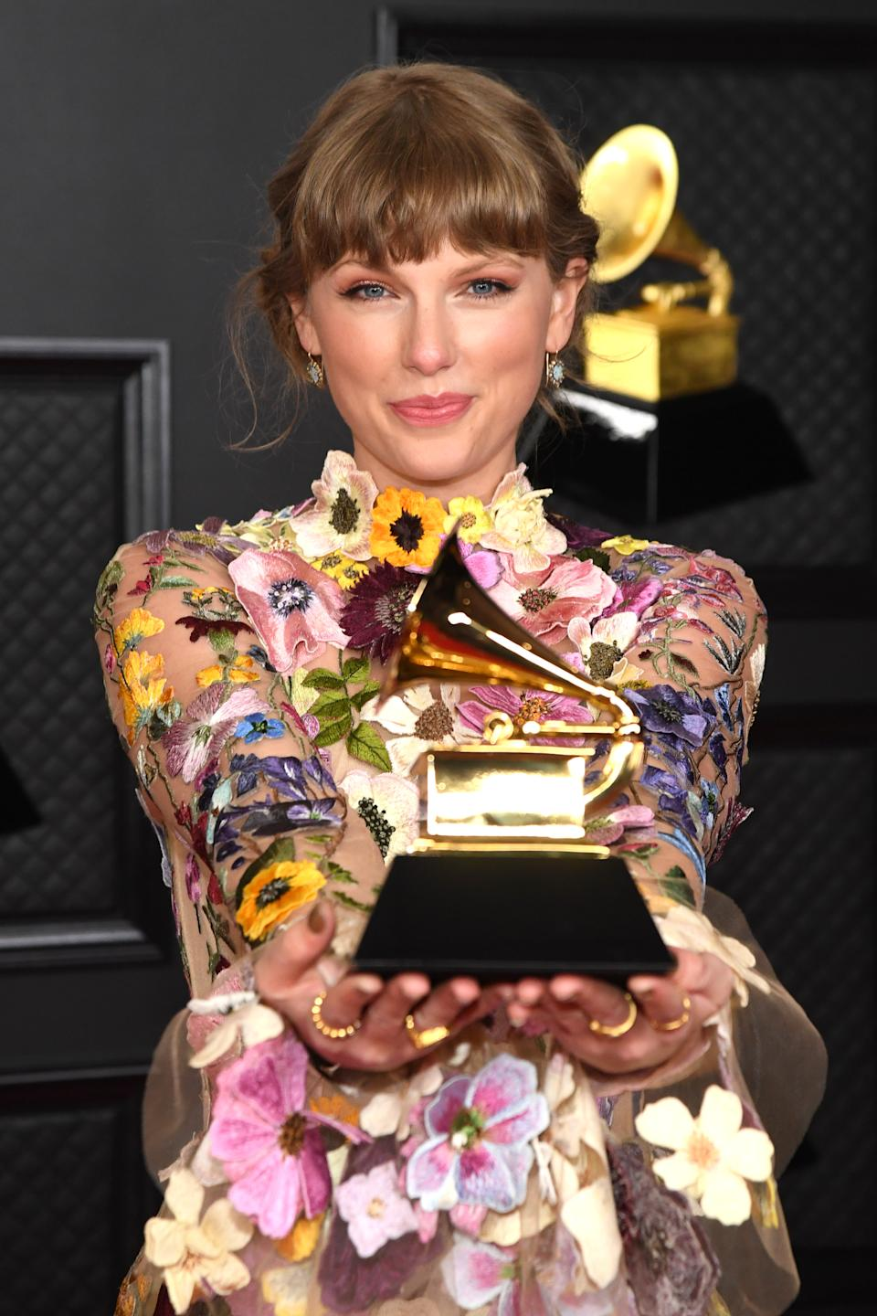 The Recording Academy said the change would place results 'back in the hands of the entire voting membership body'. (Photo by Kevin Mazur/Getty Images for The Recording Academy)