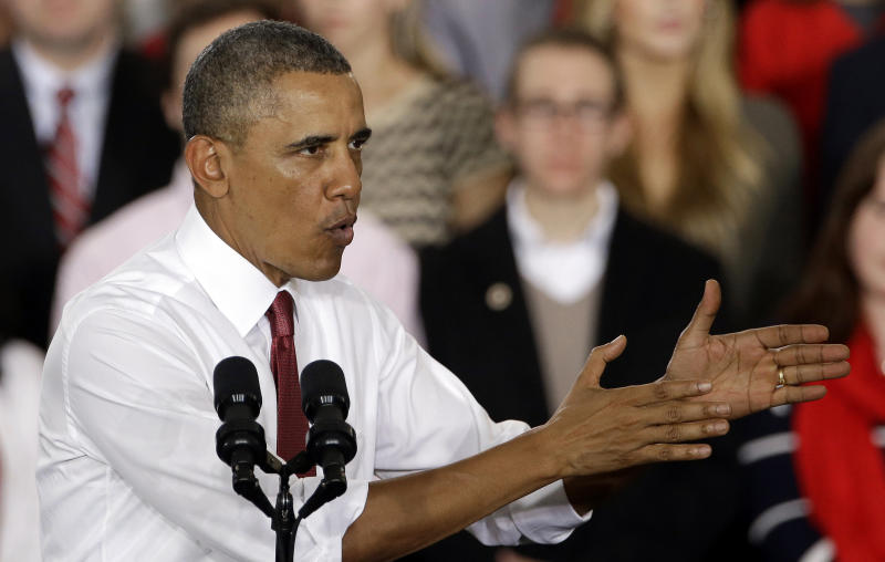 Obama urges action on expanding college access