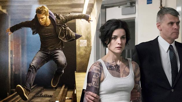 Study: 'Blindspot,' 'Limitless' New Shows Most Likely to Stick