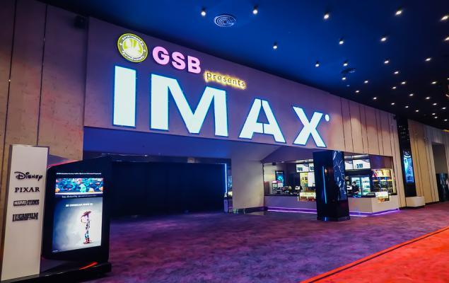 IMAX Surges: Stock Moves 5.2% Higher
